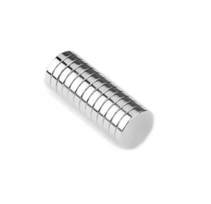 10mm x 20mm Neodymium Cylinder Magnets