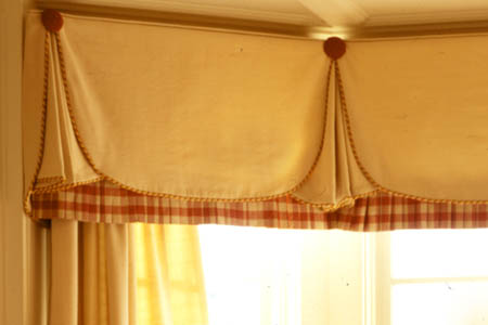 Madelyn Curtain Valance Sewing Pattern  Pate Meadows