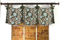 Delaine Curtain Valance Sewing Pattern | Pate Meadows