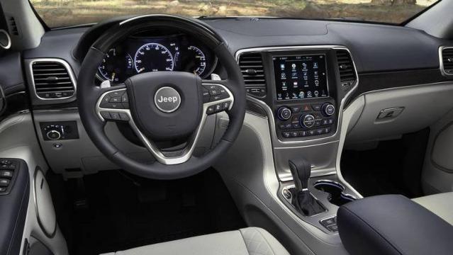 Jeep Grand Cherokee listino prezzi 2018 consumi e dimensioni  Patentati