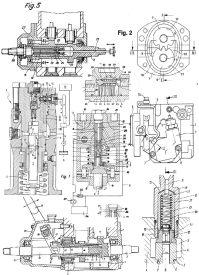Bosch Einspritzpumpen Technik und Zubehr auf 1674 Seiten