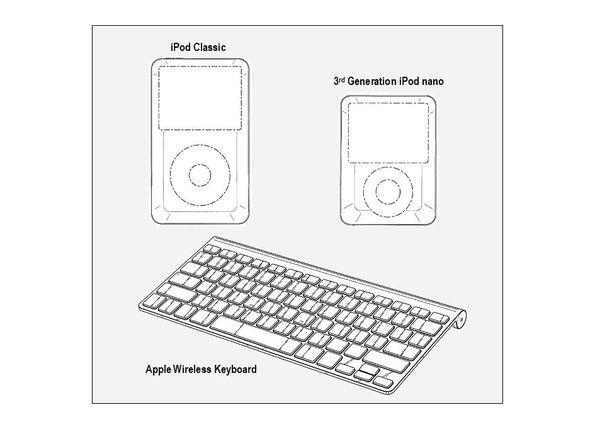Apple Wins iChat, iPod & Wireless Keyboard Patents