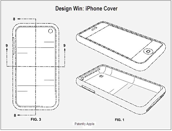 Apple Wins 11 Patent Designs for MacBook Pro, Expose, iPod
