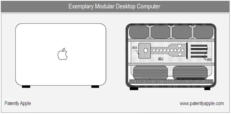 An Apple Patent May Hint at a Mini Tower Desktop with USB