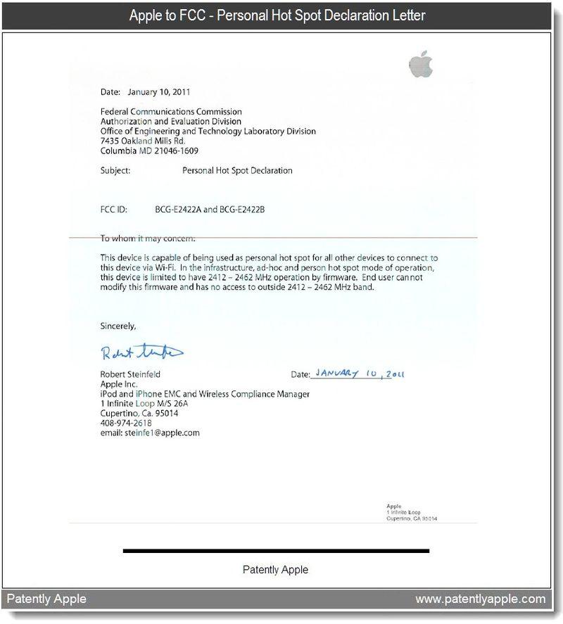 A Flood Of New FCC Documents Surface On Apple Verizon