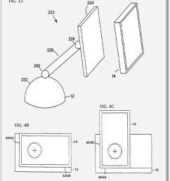 2 advanced docking stations utilizing inductive charging magnetics apple patent mar 29 2011 [ 800 x 986 Pixel ]