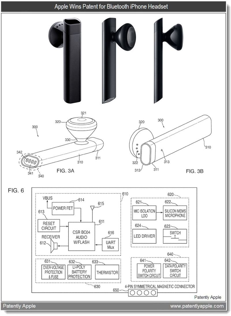 Apple Wins Patents for their Redesigned iPod Nano, 27