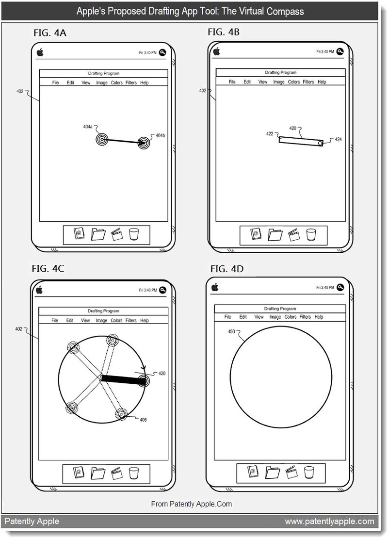 Apple Working on a New Drafting App with Virtual Tools