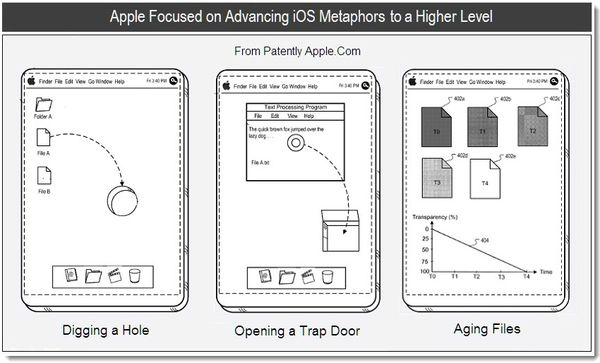 Apple Focused on Advancing iOS Metaphors to a Higher Level