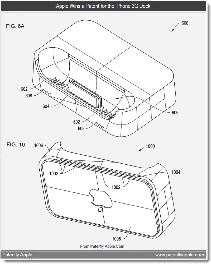 Apple Wins Solar, iOS Camera & iPhone Docking Patents