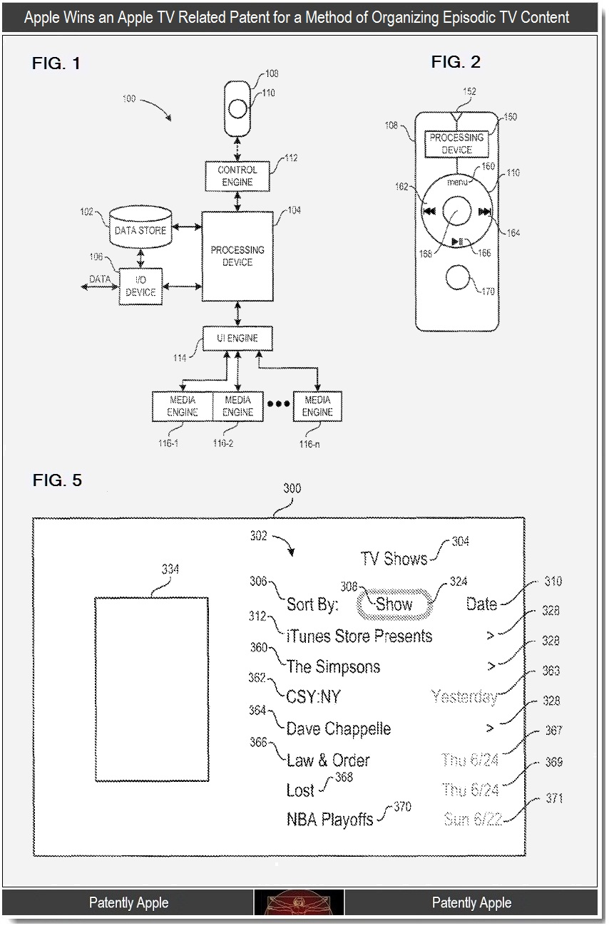 medium resolution of 2 apple tv organizing episodic tv content patent