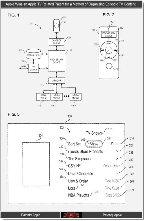 small resolution of 2 apple tv organizing episodic tv content patent