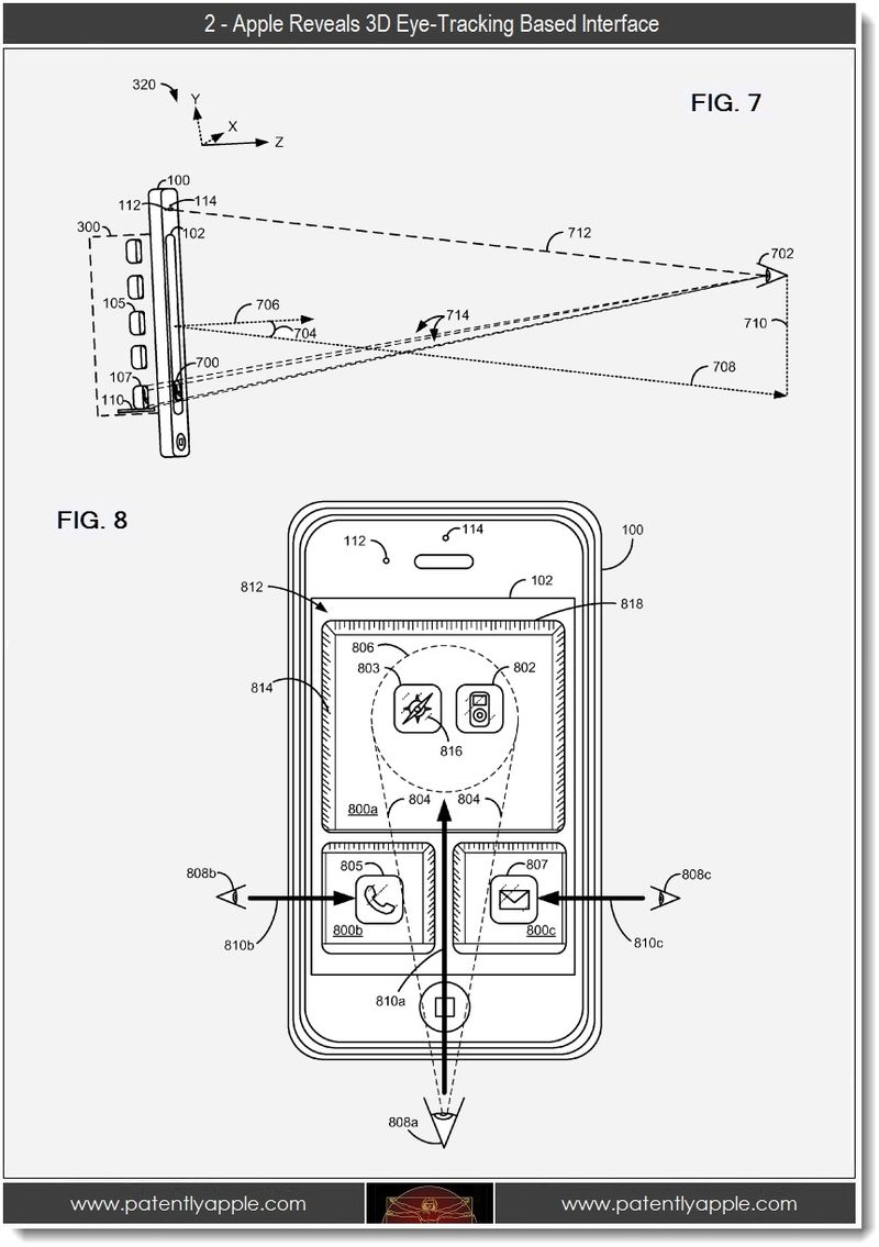 Apple Working on Hot 3D Eye-Tracking Interface for Gaming