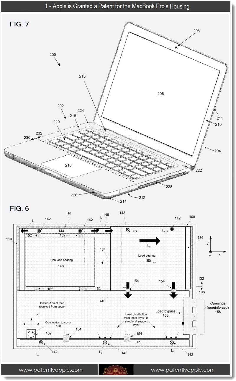 Apple Wins Patents for the MacBook Pro, Trickle Sync