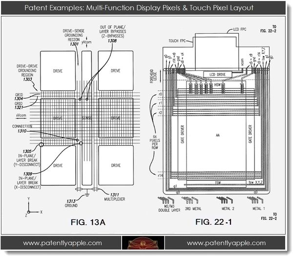 Apple Wins a Major Integrated Multi-Touch Screen Patent