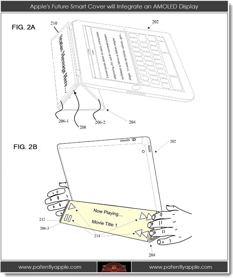 Apple Invents Mind Boggling Next Generation Smart Cover