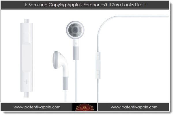 Is Samsung Copying Apple's Earphones? It sure looks like