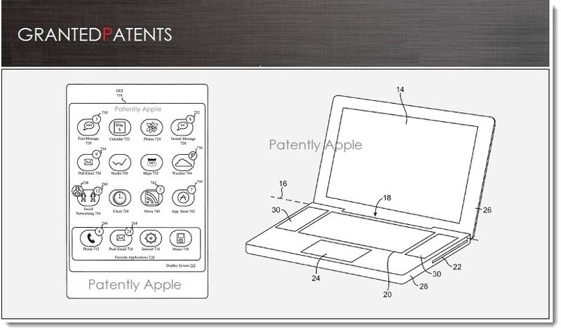 Apple Granted 37 Patents Covering the Borderless MacBook