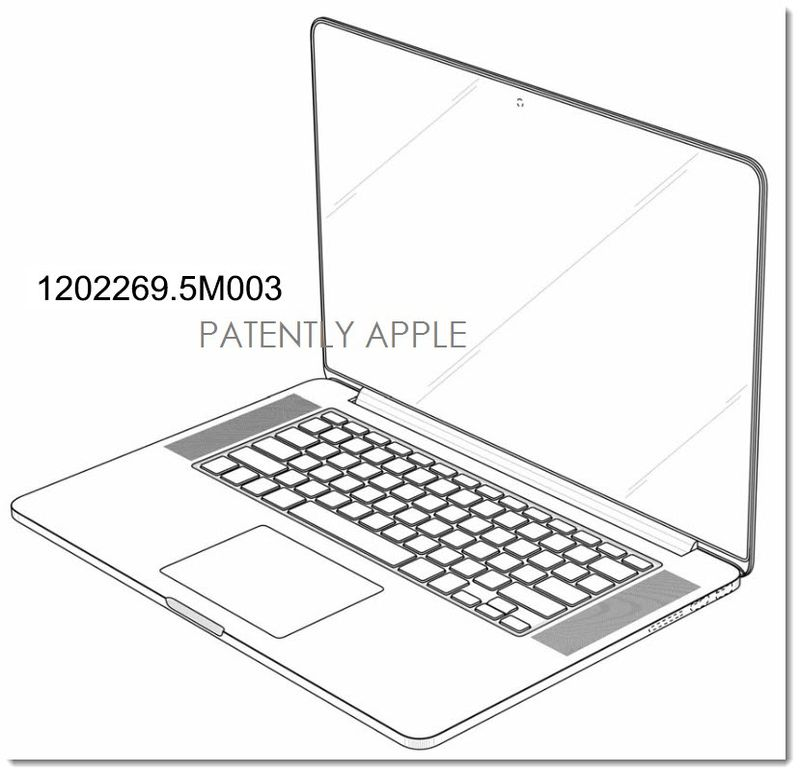 Apple is Granted 6 MacBook Pro Design Patents in Hong Kong