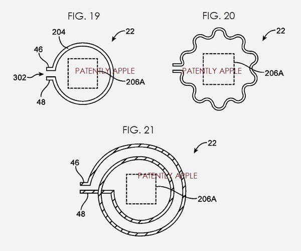 Apple's Fingerprint Sensor Patent Claims & More Patent