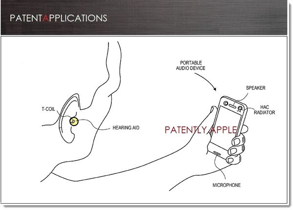 Apple to Beef Up their iPhone Hearing Aid Compatibility