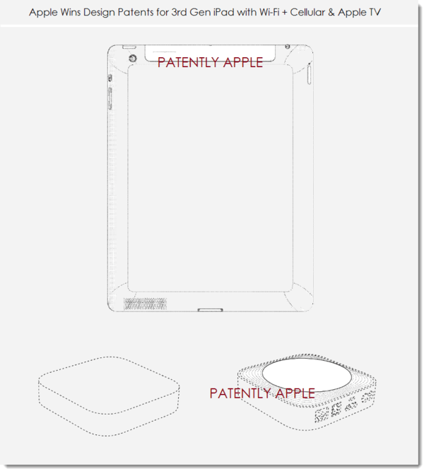 Apple Wins Patents for Wireless Charging System & New Mac