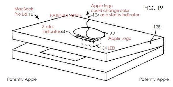 Apple Invents Cool Status Indicators for Future Macs