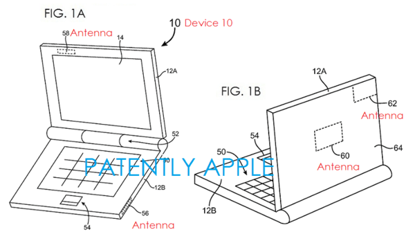 Apple Granted 25 Patents Today Covering Camera