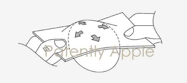 Apple Invents Flexible Displays and Electronics to Work