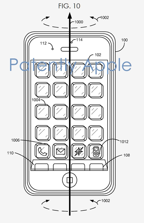 Apple's Work on a Virtual 3D UI for a Future Headset