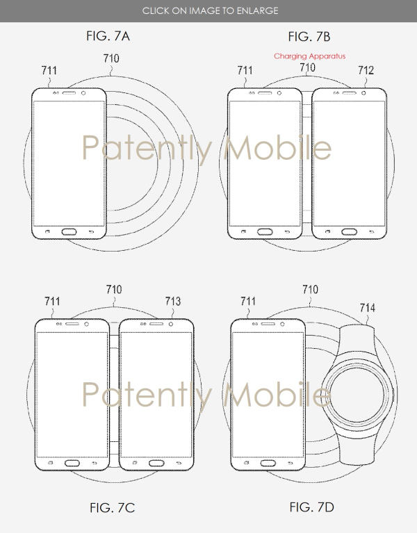Samsung is working on Dual Device Charging Pad to beat