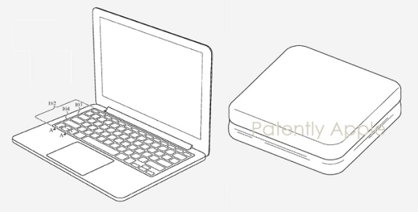 A new Apple Invention Declares War on Crumby Keyboards