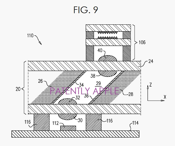 Apple Won 57 Patents Today Covering the iPhone X Dot