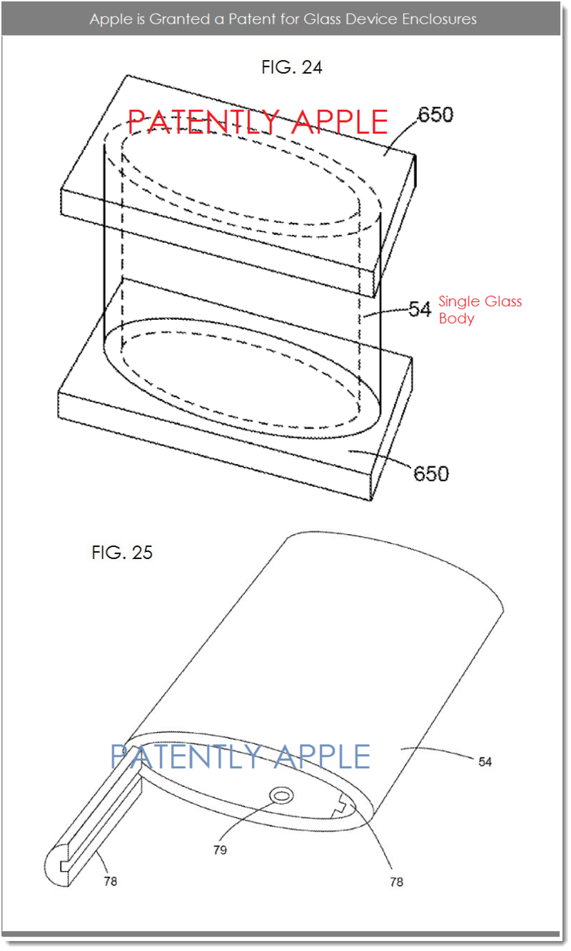 Apple is granted a Patent for a Possible Future Glass