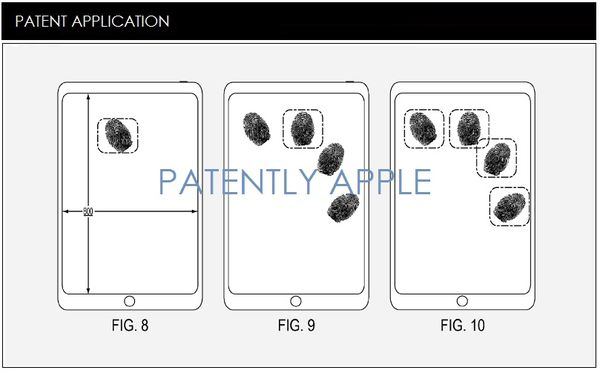 Apple Introduces an Alternative Touch ID Method using Full