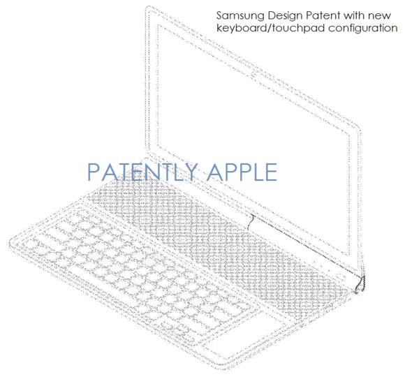 HP Wins a Design Patent for an Enterprise Notebook