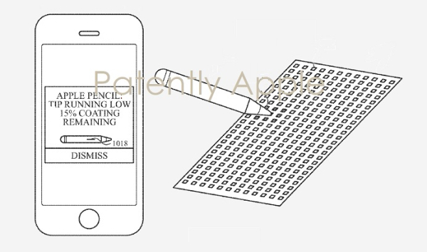 Apple Wins 26 Patents Today Covering an Apple Pencil