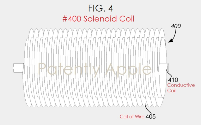 Apple's Patent Covering their Wireless Charging AirPods