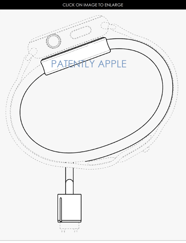 Apple Granted 46 Patents Today Covering an Apple Watch