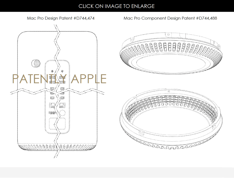Apple Granted 7 Design Patents Today for the Apple Watch
