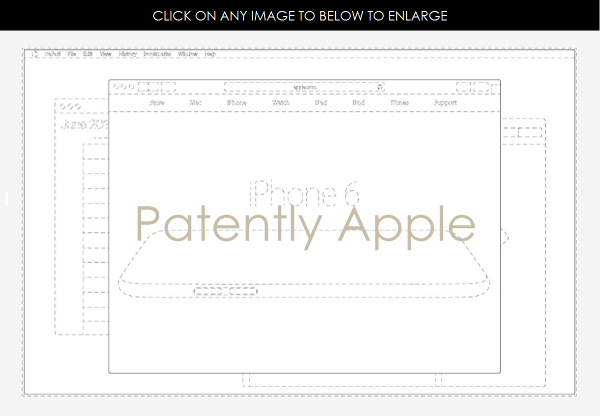 Apple Wins 3 Design Patents for OS X Spaces Bar  More  Patently Apple