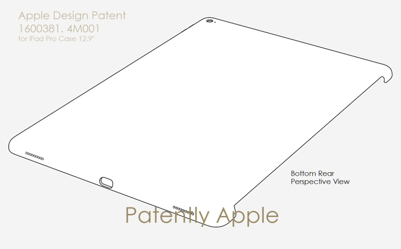 Apple wins Design Patents for iPad Pro and Mini 2 Cases