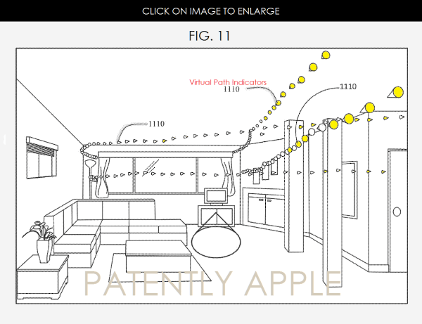 Apple Wins a Patent for Next-Gen Indoor Mapping Technology