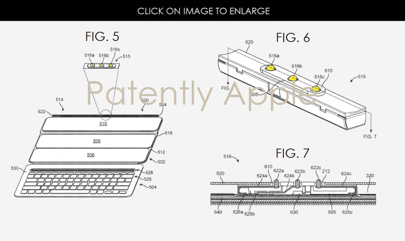 Apple's Patents for Smart Connector, AirPods and