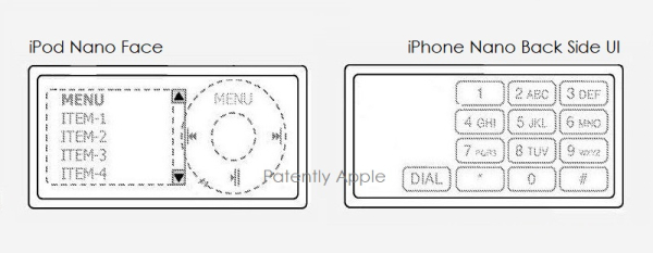 Apple Granted 50 Patents Today Covering the iPhone Nano