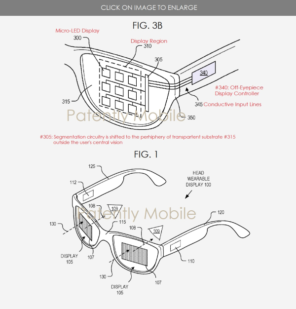 Google Patent Reveals Google Glass being Reinvented using