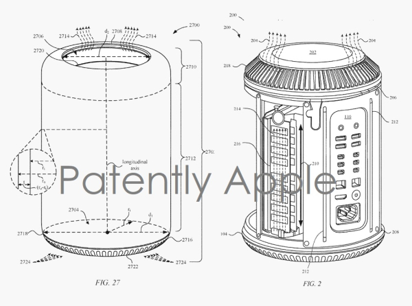 Apple won more Patents today covering new Features for