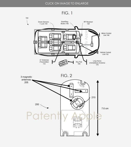 small resolution of 2 apple car patent figs 1 2