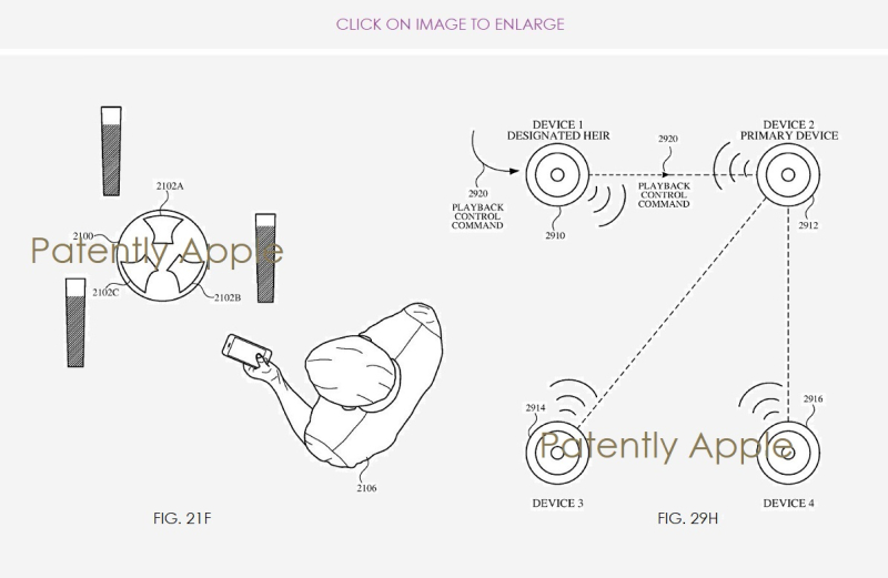 Apple Patent from Denmark Reveals Future Quad HomePod