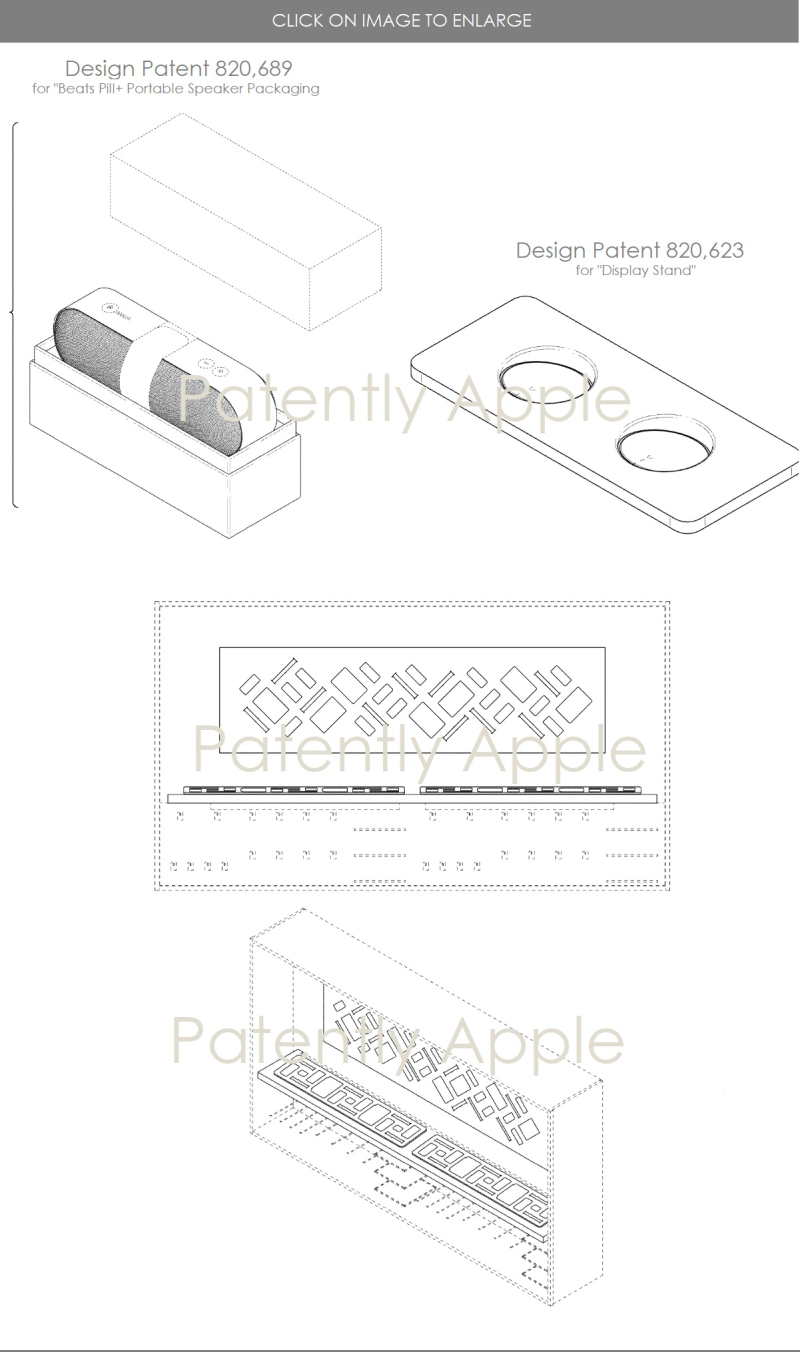 Apple Granted 37 Patents this Week covering Touch Controls